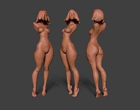 3D print model Clay Girl 3