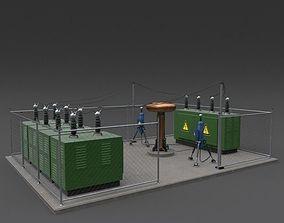 3D asset Generator 02