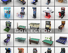 Arcade Machines Collection 2 3D