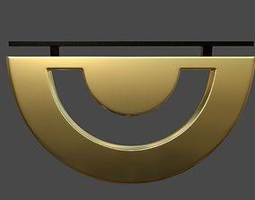 Qi Necklace 3D printable model
