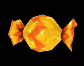 Bonbon 3D asset