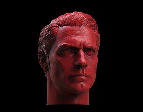3D printable model Superman Henry Cavill Head