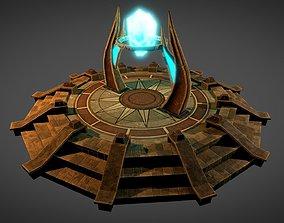 Desert Portal 3D asset