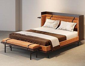 3D model Molteni Twelve AM Bed