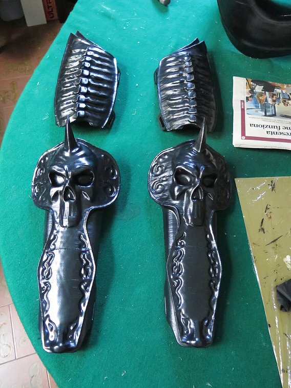 THE LICHKING PROJECT - part 5 Legs