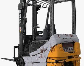 Forklift Still 3D