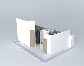 3D model home Equy
