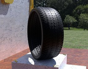 hobby-diy ORTAS TIRE NO 38 GAME READY AND 3D PRINTABLE