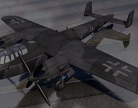 3D model Dornier Do-217N-2 Nachtjager