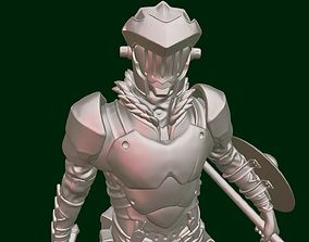 animecharacters Goblin Slayer 3D printable model