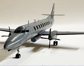 USAF Fairchild RC-26B - Condor - The Obscure 3D model 2
