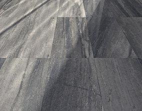 Marble Floor Evolution Carbon Set 2 3D model