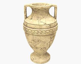 Amphora 3D asset