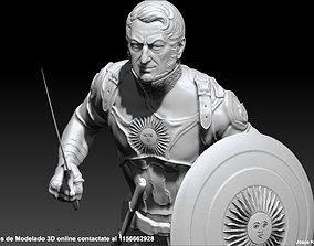 SAN MARTIN GENERAL AMERICA 3D printable model