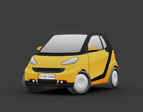 3D asset Vehicle - Smart