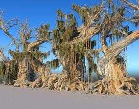 3D conifer Magic Forest Pack