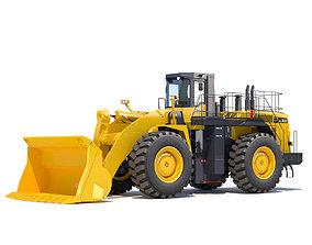 Wheel loader Komatsu WA900 3D