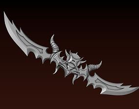 Fantasy Bow 3D printable model