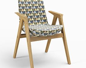 3D Chair LUMI LM W 460 P