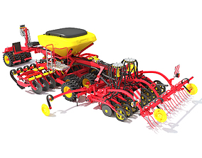 3D Seed Planter Machine