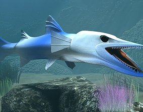 3D model Killer Barracuda