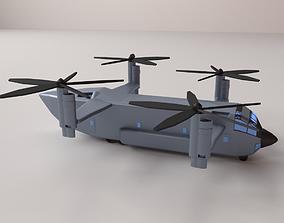 3D model Quad Copter