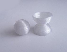 3D printable model Hemisphere Test