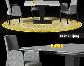 3D model OSIRIS DINING TABLE - AIDA BRIDGE