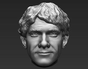 Bilbo Baggins Martin Freeman Hobbit standard version 3D 2