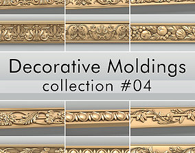 carved 3D Decorative Moldings collection 04