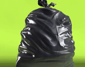 Trash Bag 3D