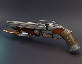 3D printable model Doom Eternal Super Shotgun doomcosplay