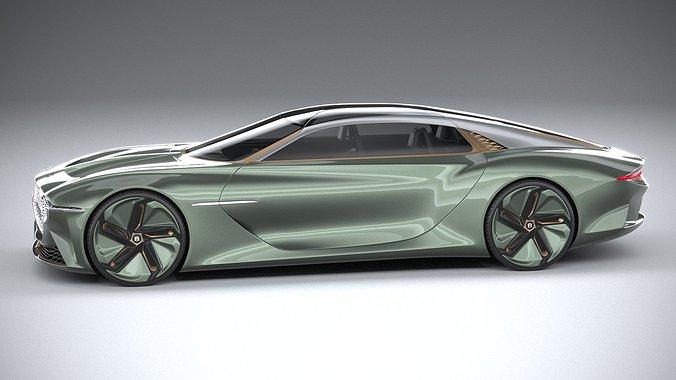 Bentley EXP 100 GT Concept 2019 0008