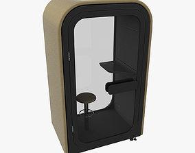 3D asset Office POD Small