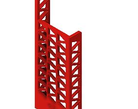 3D print model Router support holder