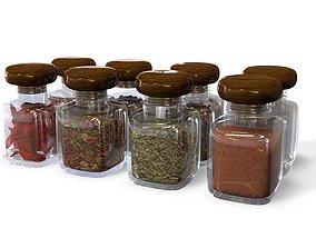 3D model PBR Spice