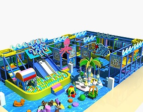 3D Amusement Park 4
