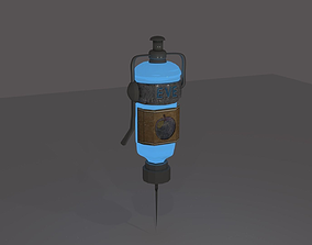 Bioshock EVE hypo needle 3D