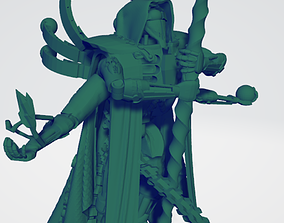 3D print model tabletop Space robot Technician