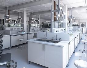 3D model Laboratory 2