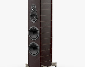 Sonus faber Amati Tradition Wenge 3D model