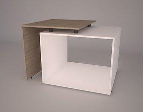 Modern Office Furniture N15 3D asset VR / AR ready