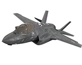 Lockheed F-35 A Lightning 3D