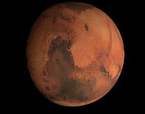animated Animated 8K Mars Model