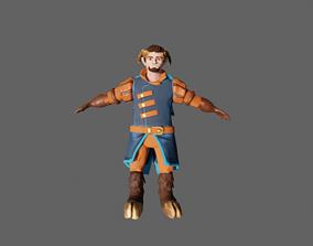game 3D model Demon