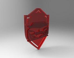 Car Emblem 3D asset