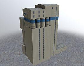 Prague Factory1 3D asset VR / AR ready