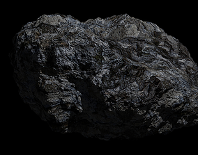 3D Fantasy Asteroid