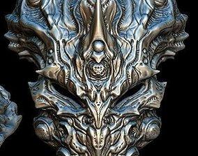 Guyver predator bio mask 3D model