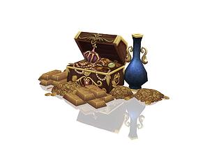 3D asset realtime Treasure